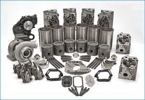 auto parts photography