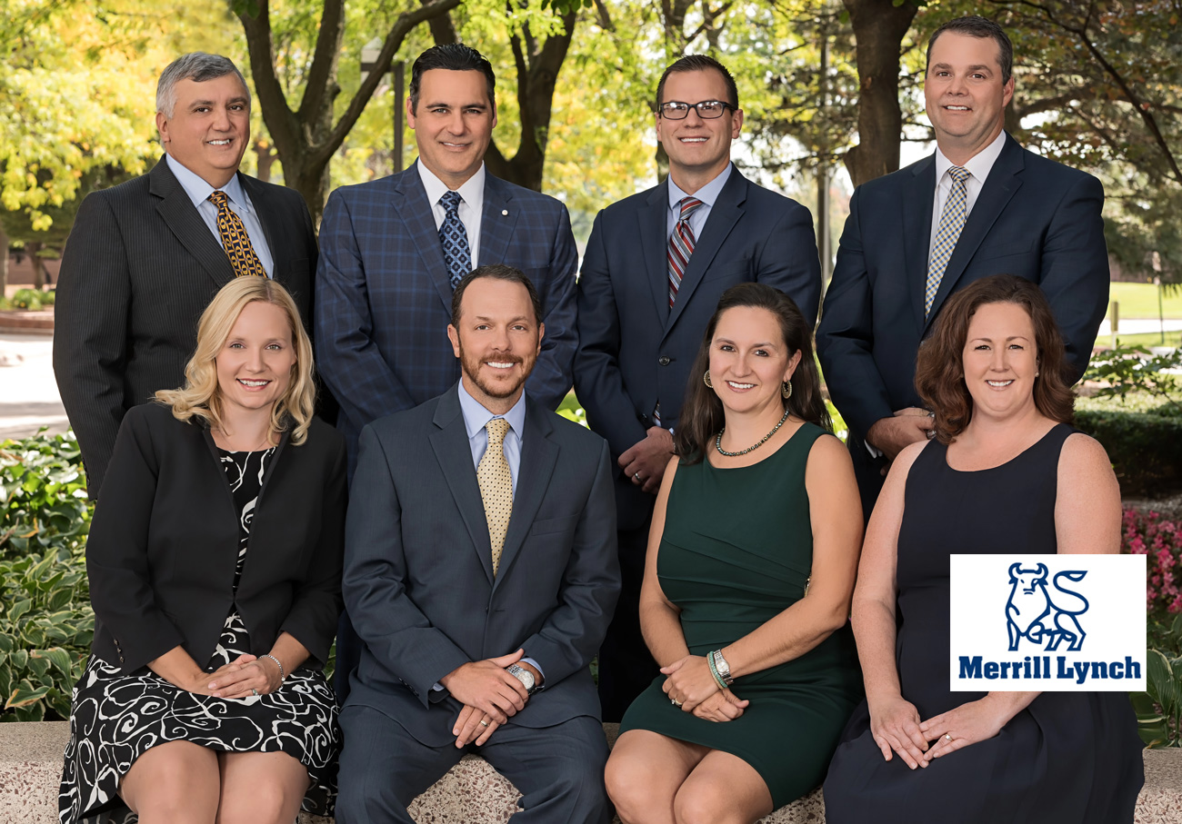 photo session of investment bankers brokers