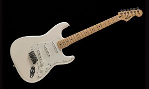 photography guitar fender stratocaster