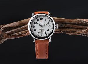 shinola watch photography