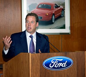 william clay ford jr