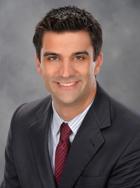 business headshot portrait of attorney lawyer