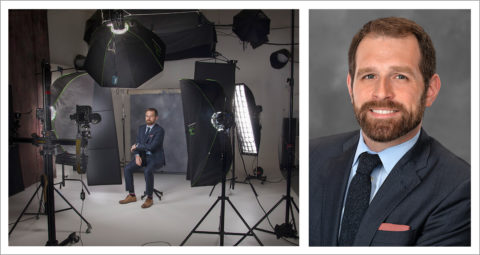 commercial headshots for business