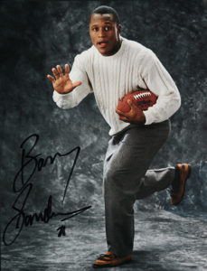 Barry Sanders Detroit Lions