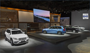 auto show photography in Detroit NAIAS