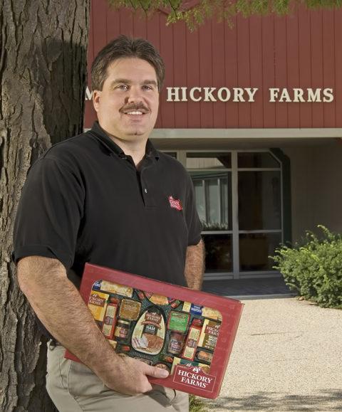business headshot portrait in ohio