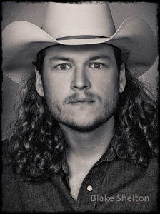 Blake Shelton country music star