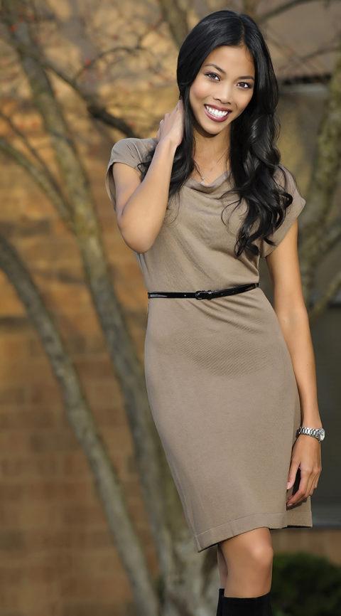 female fashion model nice dresses watches