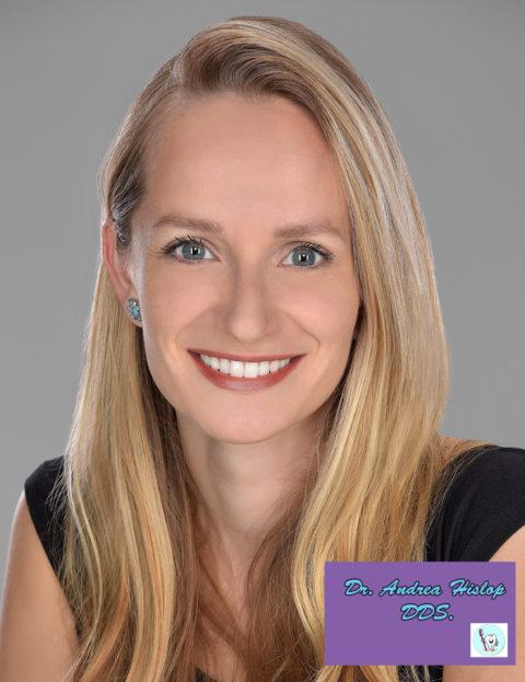 business headshot portrait of a dentist
