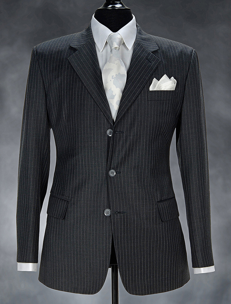 men's suit fashion photo for menswear fashion catalog