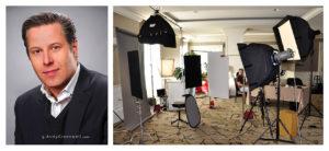 photographer headshots for business