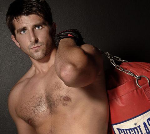 portfolio photo of a male model
