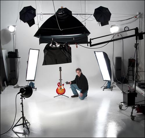 photography studio in Detroit, MI for rent