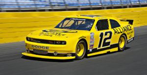 NASCAR race photography
