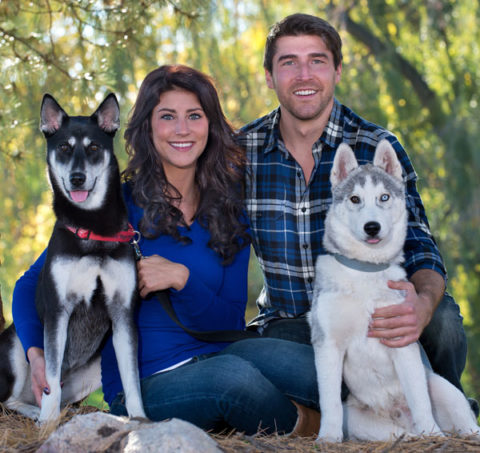 photography of pets and family