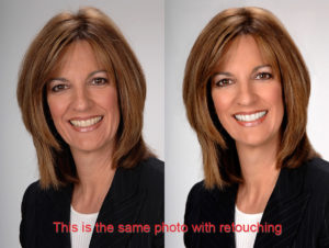 corporate photographic retouching in detroit michigan