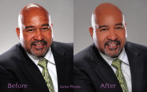 corporate photography retouching restoration detroit