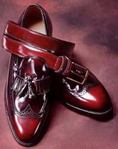 product photography of shoes