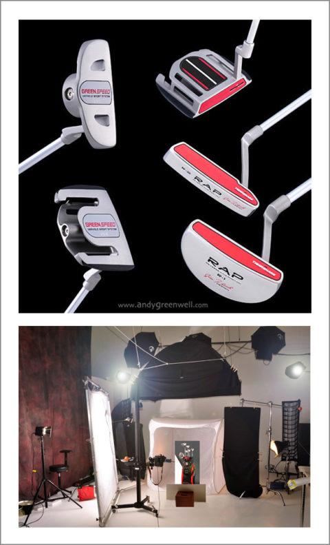 photos of golf clubs