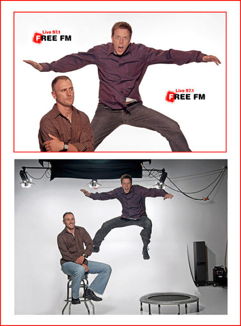 great headshots for great actors for radio