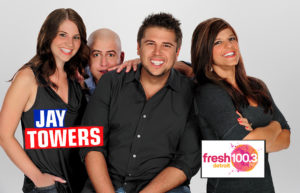 radio morning show jay towers celebrity photography