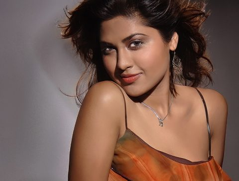 headshot of indian actress and model