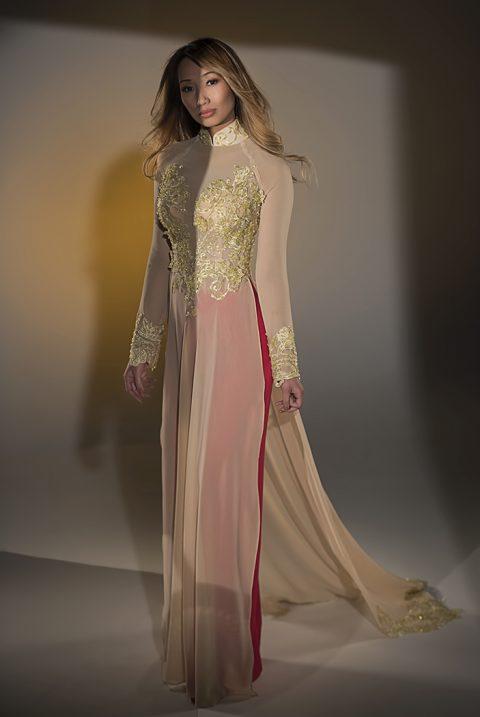 photography of custom dresses