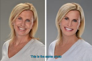 beauty makeover photography