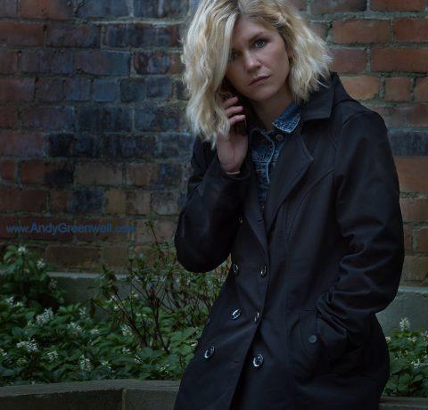 fashion photography shoot women's coats
