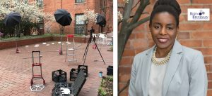 photographing a law firm outside