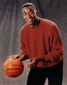 Isiah Thomas basketball hall of fame