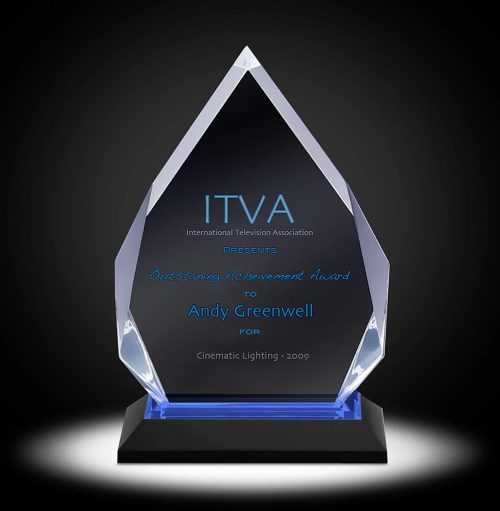 Andy Greenwell's Cinematic Lighting ITVA Award