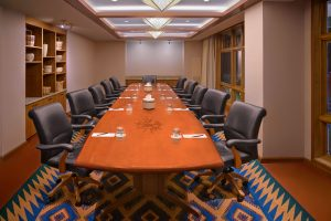 business conference table event photography