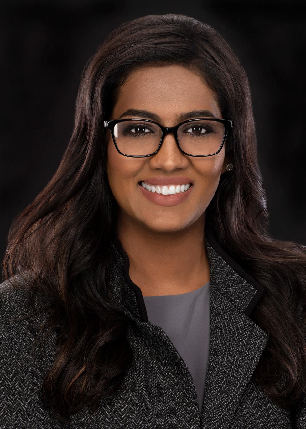 professional headshot of a business woman