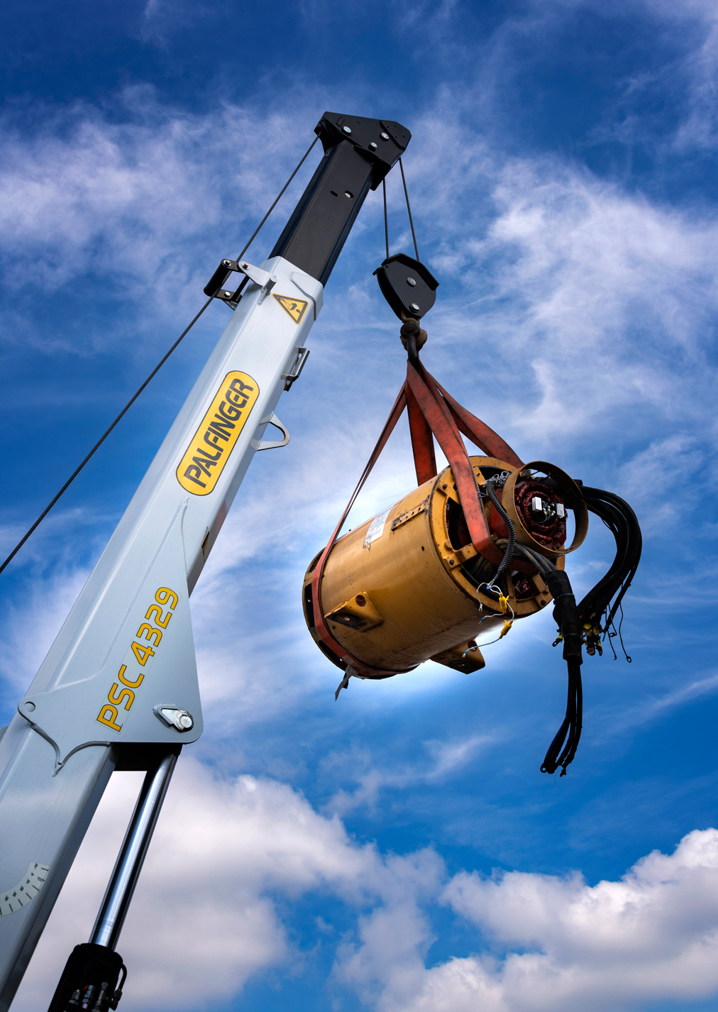 heavy equipment construction photography