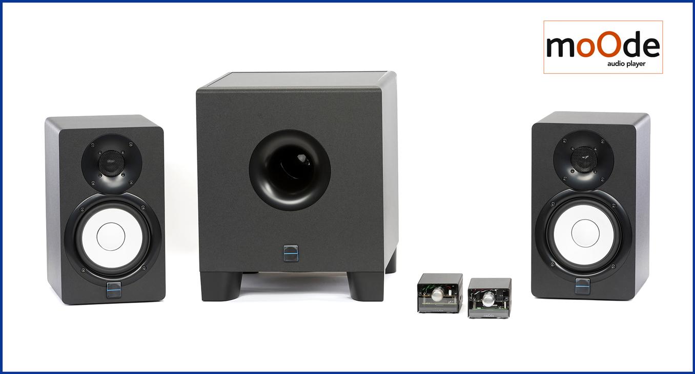 photography of audio electronics computer equipment