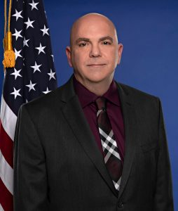 government employee headshot