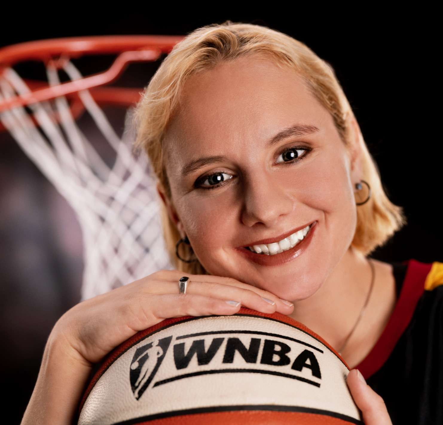 photography of WNBA sports athletes basketball