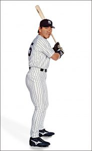 professional athlete photo NY Yankees
