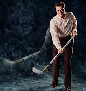 Jimmy Carson NHL Hockey