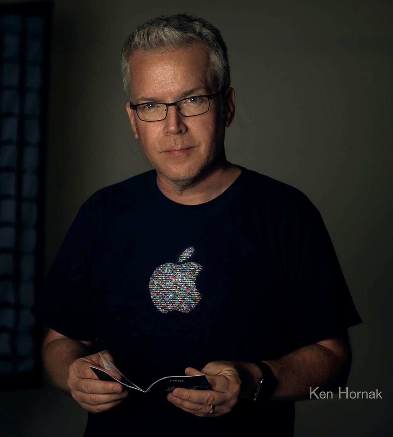 headshot of computer engineer