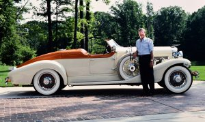 antique car photography
