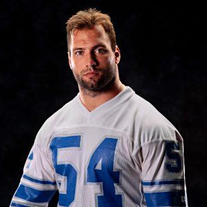 Chris Spielman Detroit Lions