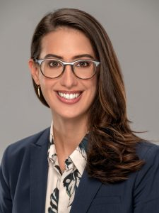 business headshot of a lawyer attorney